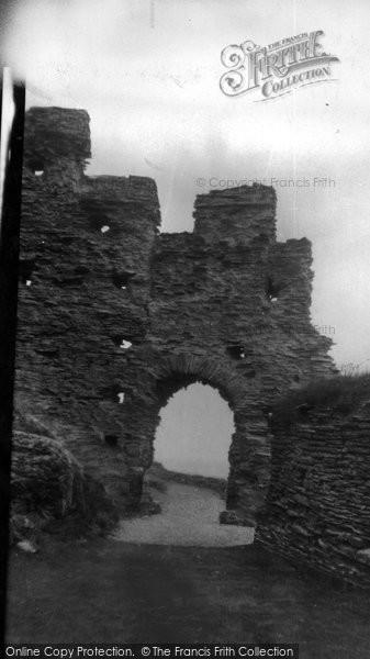 Photo of Tintagel, King Arthur's Castle, Inner Gate 1933