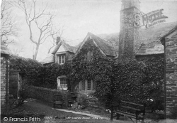 Tintagel, Mr Goard's House 1899
