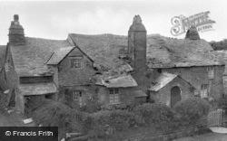 Old Post Office c.1930, Tintagel
