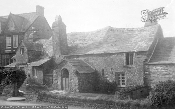Photo of Tintagel, Post Office 1933