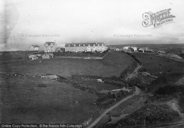 Photo of Tintagel, The Harbour 1920