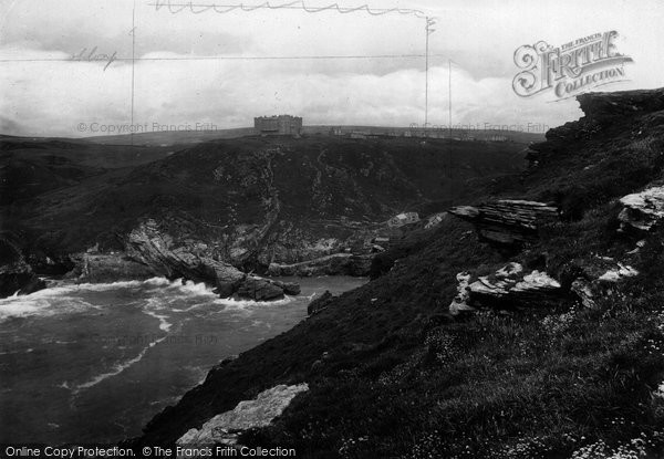 Photo of Tintagel, The Hotel 1920