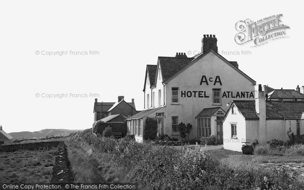 Photo of Tintagel, The Hotel Atlanta c.1955