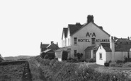 Tintagel, the Hotel Atlanta c1955