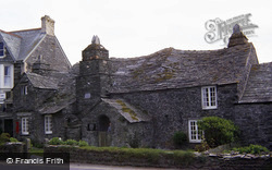 The Old Post Office 1985, Tintagel