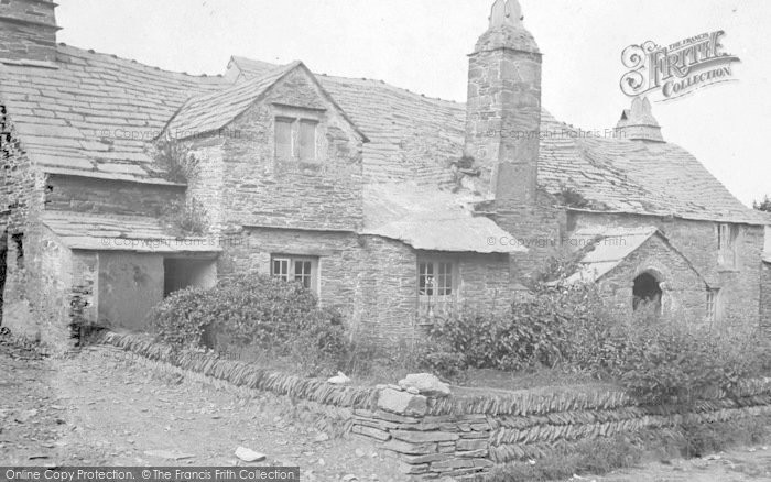 Photo of Tintagel, The Old Post Office c.1910