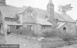The Old Post Office c.1910, Tintagel