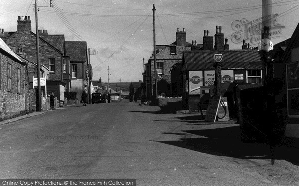 Photo of Tintagel, The Street c.1955