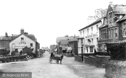 Tintagel, The Village 1906