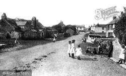 Tintagel, Village 1894