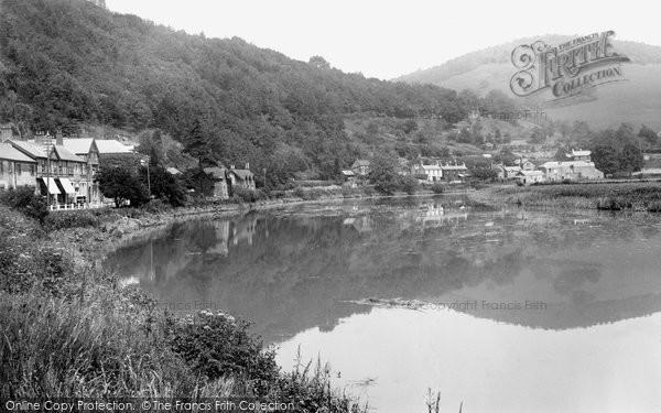 Photo of Tintern, 1925