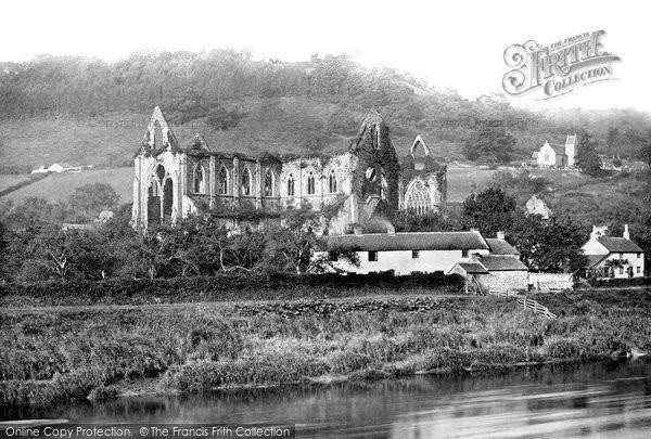 Photo of Tintern, Abbey 1890