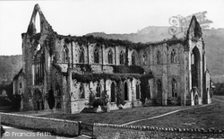 Tintern, Abbey 1890