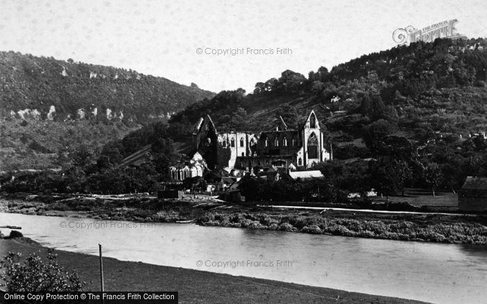 Photo of Tintern, Abbey 1893
