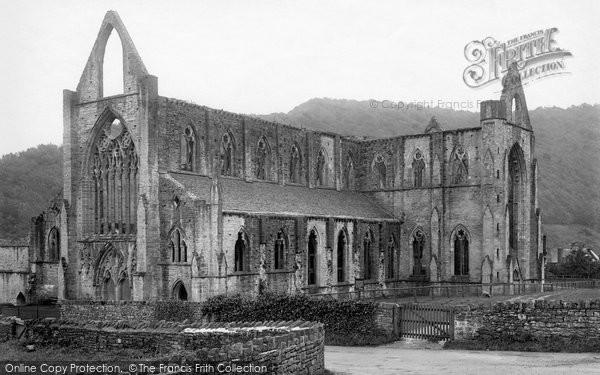 Photo of Tintern, Abbey 1924