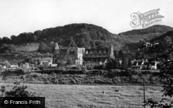 Tintern, Abbey And River Wye c.1935