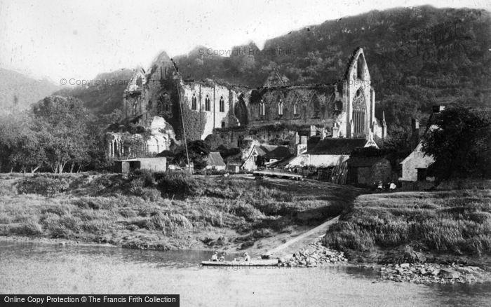 Photo of Tintern, Abbey c.1880