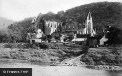 Tintern, Abbey c.1880