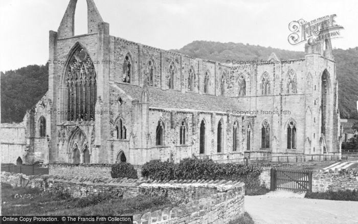 Photo of Tintern, Abbey c.1935