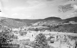 Tintern, Abbey c.1950