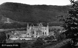 Tintern, Abbey c.1955