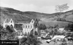 Tintern, Abbey From South East c.1935