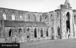 Tintern, Abbey, From The South c.1950