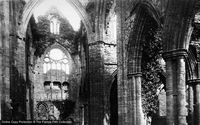 Photo of Tintern, Abbey, North Transept c.1878