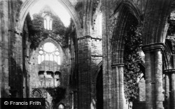 Tintern, Abbey, North Transept c.1878