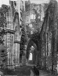 Tintern, Abbey South Transept c.1874