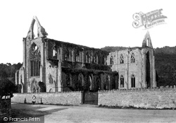 Tintern, Abbey South West 1893