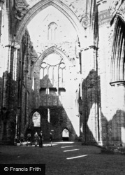 Tintern, Abbey, The North Transept c.1950