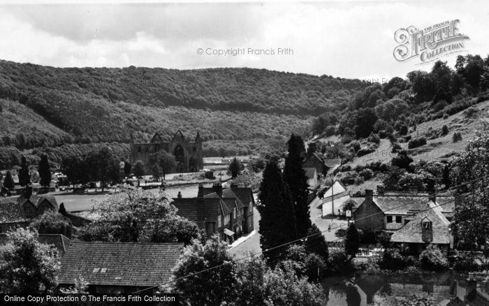 Photo of Tintern, c.1955