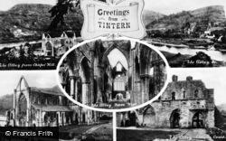 Tintern, Composite c.1900
