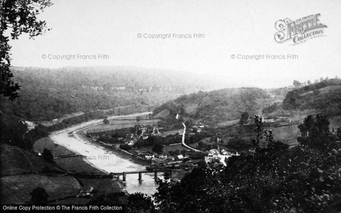 Photo of Tintern, General View 1893
