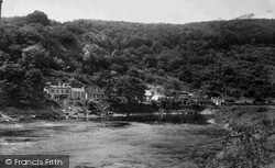 Tintern, Guys Cliff c.1935