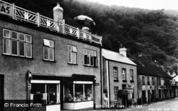 Tintern, Guys Cliff Cafe c.1950