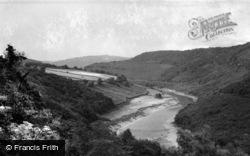 Tintern, River Wye c.1935