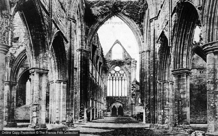 Photo of Tintern, The Abbey c.1900