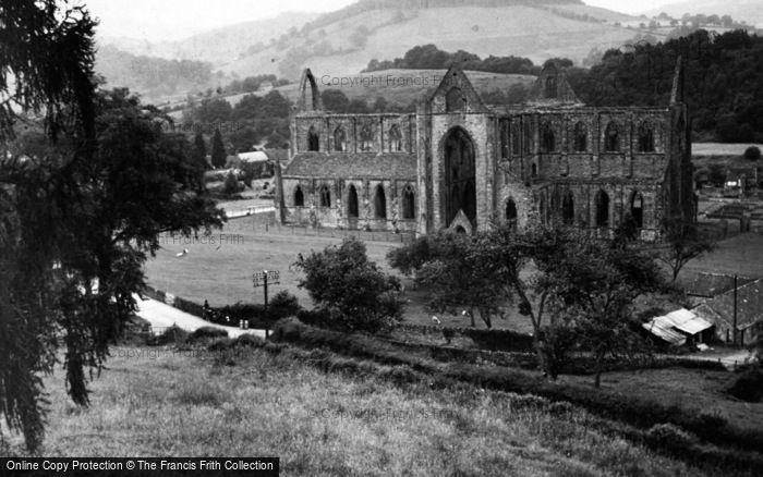 Photo of Tintern, The Abbey c.1935