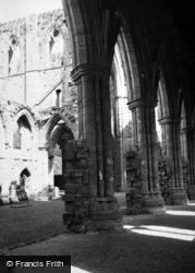 Tintern, The Abbey c.1950
