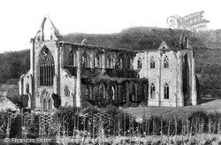 Tintern, The Abbey From The South West 1893