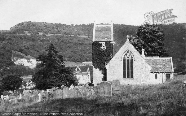 Photo of Tintern, The Chapel 1893