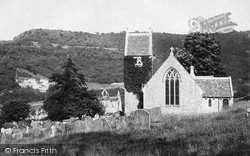 Tintern, The Chapel 1893