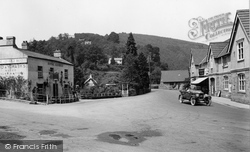 Tintern, The Cross 1925