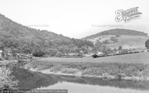 Photo of Tintern, The River c.1935