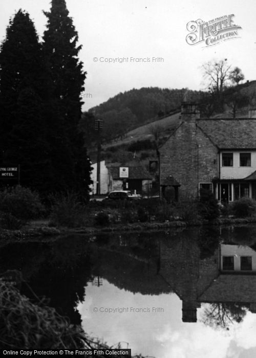 Photo of Tintern, The Royal George Hotel c.1950