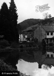 Tintern, The Royal George Hotel c.1950