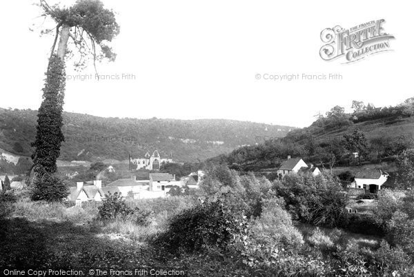 Photo of Tintern, The Village 1893