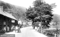 Tintern, The Village 1925